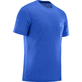 Salomon Explore Camiseta manga corta Hombre, nautical blue